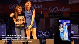 Sitti - Para Sa Akin - Live in Koronadal 15th Hinugyaw Festival