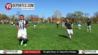Douglas Boys vs. Deportivo Hidalgo Liga Douglas