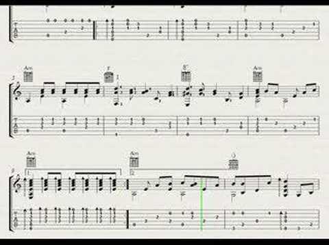 Sway solo guitar Chords - Chordify