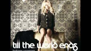 Britney Spears-Till the world ends LYRICS 720p