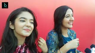 Anushka Sen & Anshu Kaur Full Interview At Abu Dhabi Tourism
