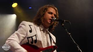"Kevin Morby - ""Aboard My Train"" (Recorded Live for World Cafe)"