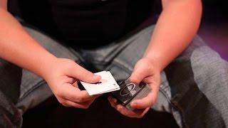 حركة البتوم شوت في أوراق اللعب