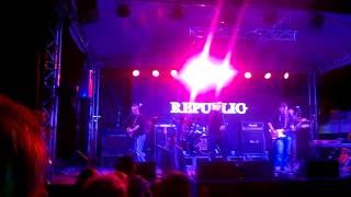 REPUBLIC: Szerelmes vagyok -majdnem akusztikus :) Live! @Rehab Critical Mass 2O14 október 19.