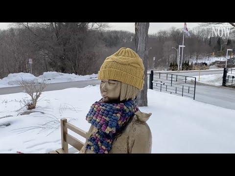 Hidden Toronto: Comfort Woman Statue