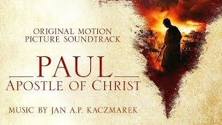 Paul, Apostle of Christ Soundtrack Tracklist