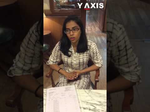Y-Axis client Shruti's Video Testimonial on USA Visa processing