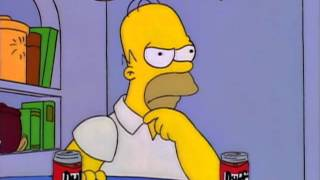 The Simpsons - Car Hole