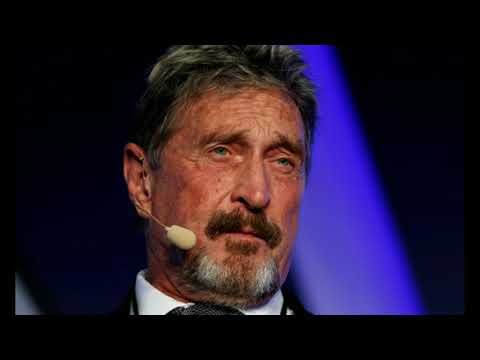 John McAfee Denies Paying Hitman, Refuses to Pay $25 Million In Wrongful Death Lawsuit
