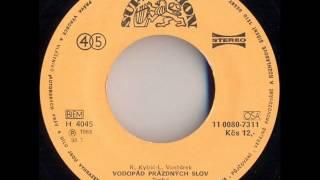 Turbo - Vodopád prázdných slov [1988 Vinyl Records 45rpm]