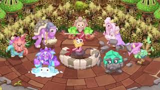 My Singing Monsters - Celestial Island (Full Song) (Update 4)
