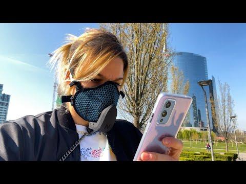 NARVALO: la mascherina smart contro poll …