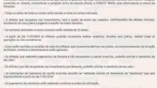 MMN/Pirâmides: Connect Brasil - Que azar... :o)