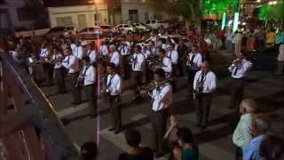 Filarmônica Vilabelense - Serra Talhada-PE 01/09/13 - Nossa Sª da Penha - Festa de Setembro