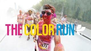 The Color Run Trento Italy 2015 - GoPro Hero 4