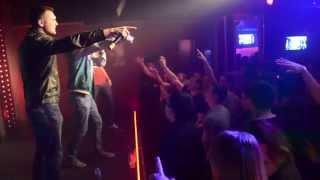 3SUN-C (KAS CIA RAJONE) @ MOSQUITO 2014.04.02/03 LIVE