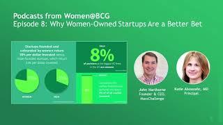 Women-Startups Perform Better