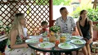 Mama, kaip tu laikais (2012). Milena, Evelina ir Ligitas Kernagis