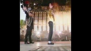Michael Jackson - J5 Medley Snippet (Dangerous Tour Live in Oslo 1992)