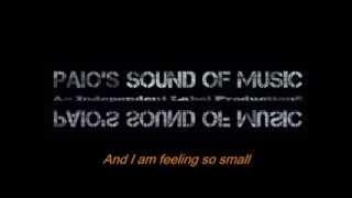 Say Something - A Great Big World - feat.Christina Aguilera - KARAOKE/INSTRUMENTAL (Male Voice:Paio)