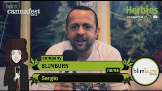 Herbie Interviews BlimBurn Seeds
