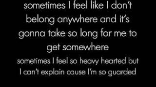 alicia keys, prelude to a kiss lyrics in video