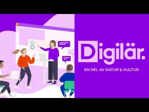 Tillgänglighet och lektionsstöd i fokus med nya Digilär