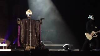 Ghost Stand By Him Live Mexico 2016