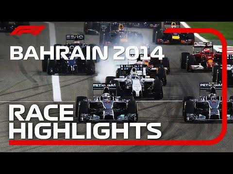 2014 Bahrain Grand Prix: Race Highlights
