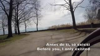 AMAR PELOS DOIS - Salvador Sobral | Guitar Cover | Letra - Lyrics