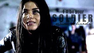 Octavia & Lincoln | Soldier