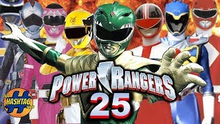 EXCLUSIVE: Power Rangers 25th Anniversary Episode Plot Revealed