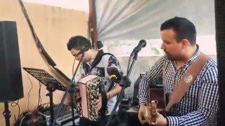 Carlos Leal y Frankie Chavez ( Te quedaste sola)