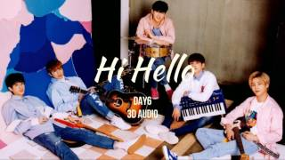 Hi Hello- Day6 3D (please use earphones)