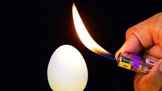 4 Simple Life Hacks to Peel an EGG or How to Peel an EGG in 2 seconds - Food Life Hacks