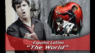 "Death Note ""The WORLD"" (Español Latino)  [2013]"