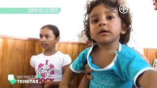Secvente TRINITAS. Sanatatea, un luc pentru copiii de la sate (09 12 2017)