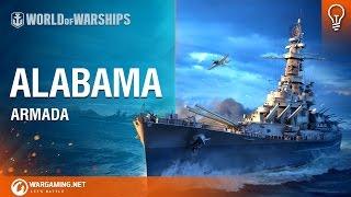 World of Warships - Armada: Alabama