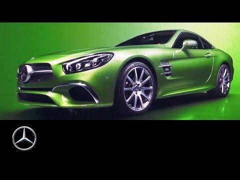 Mercedes-Benz 2019 Passenger Cars Calendar: A World of Colour   Making-of