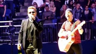 U2 : Trash Trampoline & The Party Girl  - London O2 : 3/11/15 : 3rd November 2015 (i+e Tour)