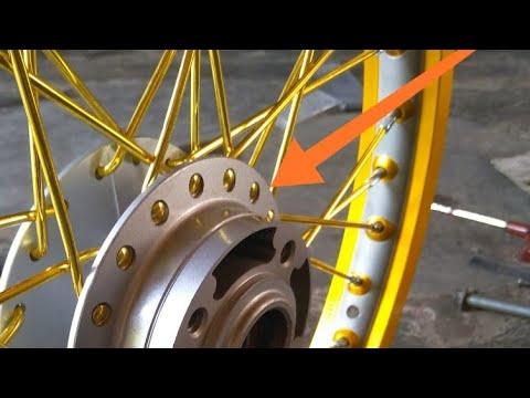 Download Video Cara Merakit Velg Jari Jari Stel Dalam Yang Benar