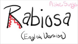 [Shakira] Rabiosa (English Version)【Ashe】