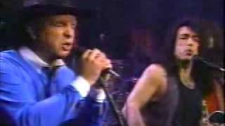 Garth Brooks & Kiss   Hard luck woman
