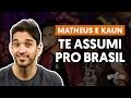 Videoaula Te Assumi Pro Brasil (aula completa)