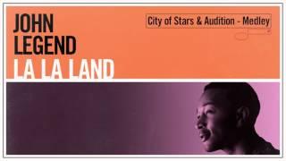 "John Legend ""City Of Stars & Audition – Medley"""