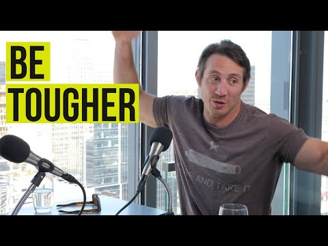 How Tim Kennedy trains to be tougher | The Tim Ferriss Show