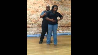 Dance Contest 2012--Bachata w. Roland Barber & Micah Waters 27Sep12