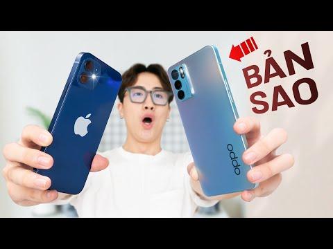 Đánh giá OPPO Reno6: bản sao của iPhone 12