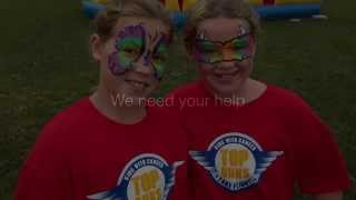 Kids in Flight - Aviva Community Fund 2016
