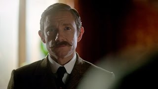 Sherlock: The Abominable Bride Teaser
